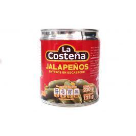 Celé Jalapeno 220g