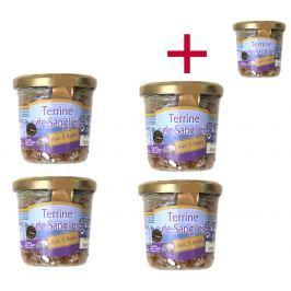 Kančí terina Le goût du terroir 90 g 4+1 ZDARMA