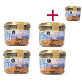 Kančí terina Le goût du terroir 180 g 4+1 ZDARMA