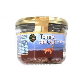Jelení terina Le goût du terroir 180 g