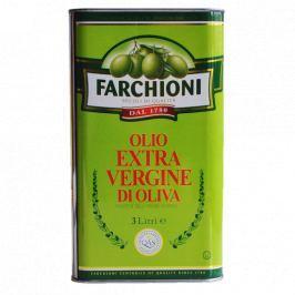 Extra panenský olivový olej Farchioni 3 l