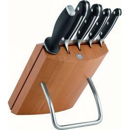 Zwilling Sada nožů v bloku Pro, s nerezovou opěrkou, 6 ks