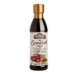 Balsamico ocet v krému s příchutí chilli Varvello 250 ml