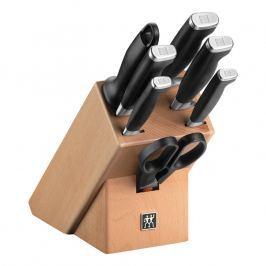 Zwilling Sada nožů v bloku Twin Four Star II, 8 ks
