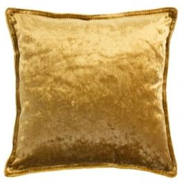 White Label Living Zlatý polštář WLL TESS
