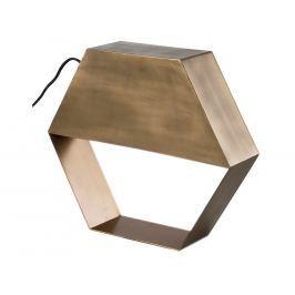 Stolní lampa LaForma Bern, mosaz AA0742R53 La Forma