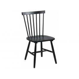 Jídelní židle Ringo, černá SCHDN0000063661 SCANDI