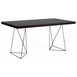 Kancelářský stůl Antonio 160 cm, černá 9500.613791 Porto Deco