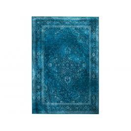 Koberec DUTCHBONE RUGGED 170x240, modrá 6000026 Dutchbone