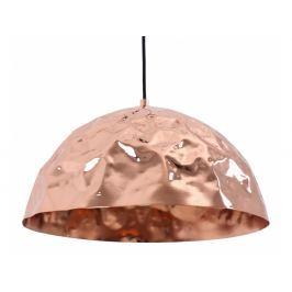 Závěsné světlo Deacon 40 cm, kov, měděná Nordic:86119 Nordic