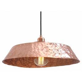 Závěsné světlo Deacon 45 cm, kov, měděná Nordic:86121 Nordic