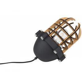 Stolní lampa ZUIVER NAVIGATOR Ø 22,5 cm, černá 5200031 Zuiver