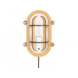 Nástěnné světlo ZUIVER NAVIGATOR, bílá 5400012 Zuiver