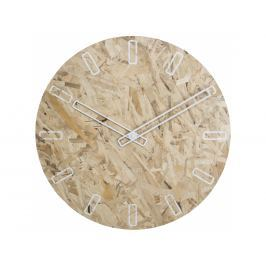 Nástěnné hodiny ZUIVER OSB Ø 50 cm, OSB 8500026 Zuiver