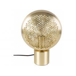 Stolní lampa ZUIVER GRINGO, mosaz 5200042 Zuiver