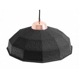 Závěsné světlo Lulo 40 cm, černé Nordic:74289 Nordic