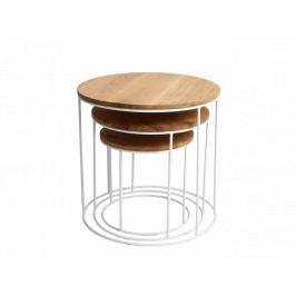 Nordic Konferenční stolek Nollan 60 cm
