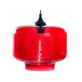 Závěsné světlo Todus sun 25 cm, červená Nordic:58133 Nordic