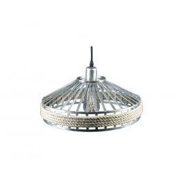 Závěsné světlo Madrid 38 cm, stříbrná 84016 CULTY