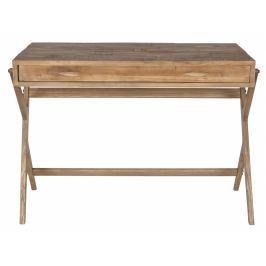 Pracovní stůl Tenron, přírodní dee:375750 Hoorns