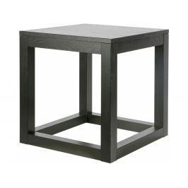 Odkládací stolek Eline, černá dee:370012-BN Hoorns