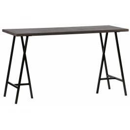Psací stůl Nora, tmavě šedá dee:365604-G Hoorns