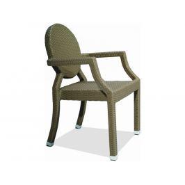 Designová židle Viral s područkami GP73-1 Garden Project