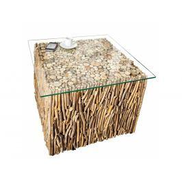 Konferenční stolek Timber, 50x50 cm in:36584 CULTY HOME