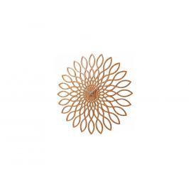 Nástěnné hodiny Sunny, 60 cm, hnědá tfh-KA5394 Time for home