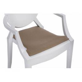 Podsedák na židli Ghost, tmavě béžová 78735 CULTY
