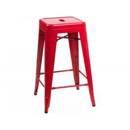 Barová židle Tolix 75, červená 64233_75 CULTY +