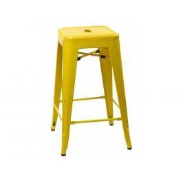 Barová židle Tolix 75, žlutá 64193_75 CULTY +