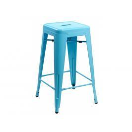 Barová židle Tolix 66, modrá 41415 CULTY