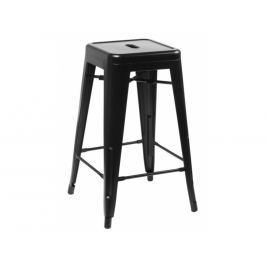 Barová židle Tolix 66, černá 41407 CULTY