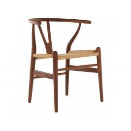 Dřevěná židle Bounce, ořech 12783 CULTY