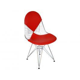 Židle DKR Siluet, červená 5395 CULTY