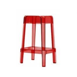 Barová židle Rubik 580 (Červená)  Rubik580 Pedrali