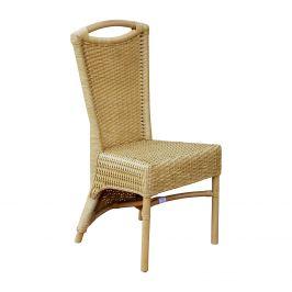 Jídelní židle ratan lak