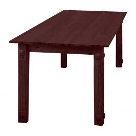 Jídelní stůl hnědý