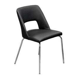 Jídelní židle černá