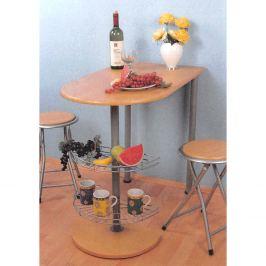 Jídelní stůl Alu/buk