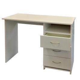 Psací stůl 44 bílá