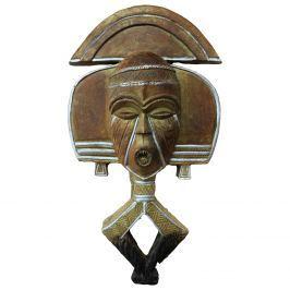 Závěsná dekorativní maska BAHAMA