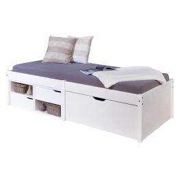 Multifunkční postel FARUM