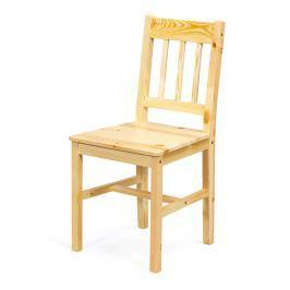 Jídelní židle CAROLINO lak