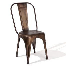 Židle AIX retro patina rez