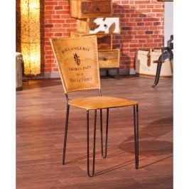 Židle STRASSBURG retro