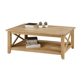 Konferenční stolek CORONA 2 vosk