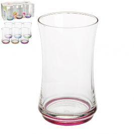 Barevná sklenice, 0,365l