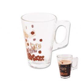 Orion Skleněný Hrnek CAFE 0,24l